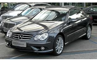 Protecteur de coffre de voiture réversible Mercedes CLK C209 Coupé (2002 - 2009)