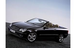 Protecteur de coffre de voiture réversible Mercedes CLK A209 Cabrio (2003 - 2010)
