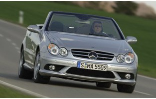 Tapis Mercedes CLK A209 Cabriolet (2003 - 2010) Excellence