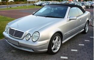 Protecteur de coffre de voiture réversible Mercedes CLK A208 Cabrio (1998 - 2003)