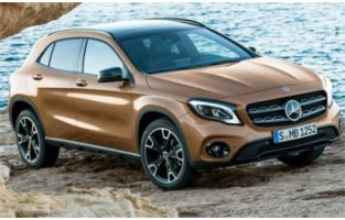 Tapis Mercedes GLA X156 Restyling (2017 - actualité) Excellence