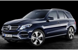 Protecteur de coffre de voiture réversible Mercedes GLE SUV (2015 - 2018)