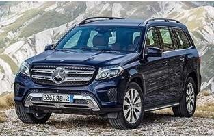 Protecteur de coffre de voiture réversible Mercedes GLS X166 7 sièges (2016 - actualité)