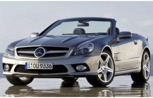 Protecteur de coffre de voiture réversible Mercedes SL R230 Restyling (2009 - 2012)