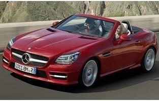 Tapis de voiture exclusive Mercedes SLK R172 (2011 - actualité)
