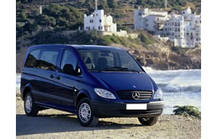 Protecteur de coffre de voiture réversible Mercedes Vito W639 (2003 - 2014)
