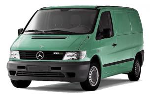 Protecteur de coffre de voiture réversible Mercedes Vito W638 (1996 - 2003)