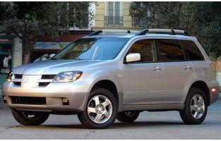 Protecteur de coffre de voiture réversible Mitsubishi Outlander (2003 - 2007)