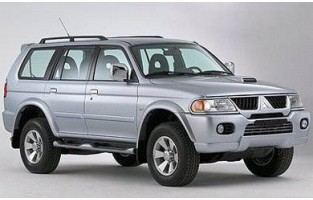 Tapis Mitsubishi Pajero Sport (2002 - 2008) Excellence