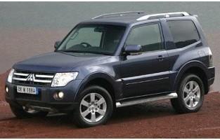 Protecteur de coffre de voiture réversible Mitsubishi Pajero / Montero (2006 - actualité)