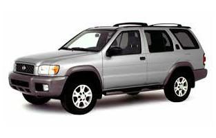 Protecteur de coffre de voiture réversible Nissan Pathfinder (2000 - 2005)