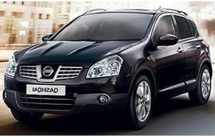 Protecteur de coffre de voiture réversible Nissan Qashqai (2007 - 2010)