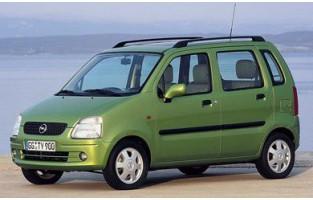 Protecteur de coffre de voiture réversible Opel Agila A (2000 - 2008)