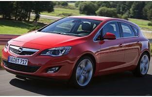 Protecteur de coffre de voiture réversible Opel Astra J 3 ou 5 portes (2009 - 2015)