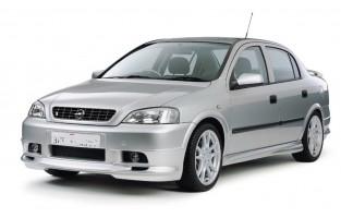 Protecteur de coffre de voiture réversible Opel Astra G 3 ou 5 portes (1998 - 2004)