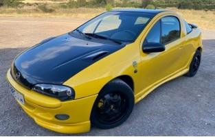 Protecteur de coffre de voiture réversible Opel Tigra (1995 - 2000)