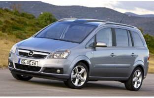 Protecteur de coffre de voiture réversible Opel Zafira B 7 sièges (2005 - 2012)