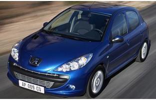 Protecteur de coffre de voiture réversible Peugeot 206 (2009 - 2013)