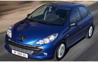 Tapis Peugeot 206 (2009 - 2013) Excellence