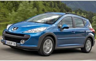 Protecteur de coffre de voiture réversible Peugeot 207 Break (2006 - 2012)
