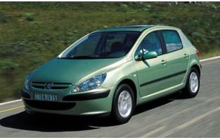Protecteur de coffre de voiture réversible Peugeot 307 3 ou 5 portes (2001 - 2009)