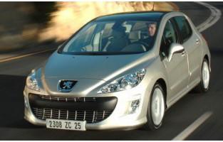 Protecteur de coffre de voiture réversible Peugeot 308 3 ou 5 portes (2007 - 2013)