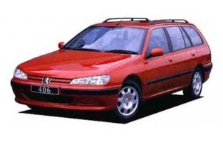 Protecteur de coffre de voiture réversible Peugeot 406 Break (1996 - 2004)