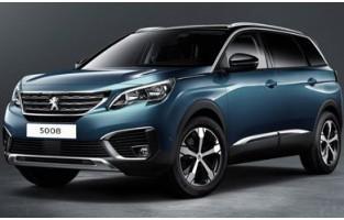 Protecteur de coffre de voiture réversible Peugeot 5008 5 sièges (2017 - actualité)