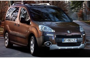 Tapis coffre Peugeot Partner (2008 - 2018)