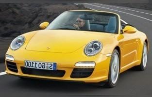 Protecteur de coffre de voiture réversible Porsche 911 997 Restyling Cabrio (2008 - 2012)