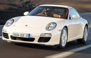 Protecteur de coffre de voiture réversible Porsche 911 997 Restyling Coupé (2008 - 2012)