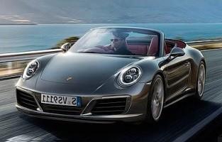Protecteur de coffre de voiture réversible Porsche 911 991 Restyling Cabrio (2016 - actualité)