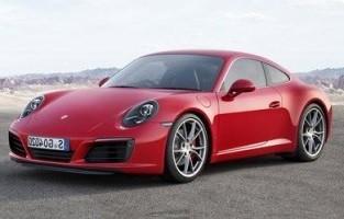 Protecteur de coffre de voiture réversible Porsche 911 991 Restyling Coupé (2016 - actualité)