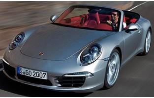 Protecteur de coffre de voiture réversible Porsche 911 991 Cabrio (2012 - 2016)