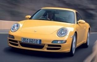 Protecteur de coffre de voiture réversible Porsche 911 997 Coupé (2004 - 2008)