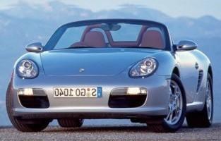 Protecteur de coffre de voiture réversible Porsche Boxster 987 (2004 - 2012)