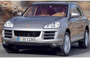 Protecteur de coffre de voiture réversible Porsche Cayenne 9PA Restyling (2007 - 2010)