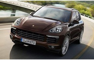 Tapis Porsche Cayenne 92A Restyling (2014 - 2018) Excellence