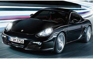 Protecteur de coffre de voiture réversible Porsche Cayman 987C Restyling (2009 - 2013)