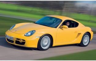 Protecteur de coffre de voiture réversible Porsche Cayman 987C (2005 - 2009)