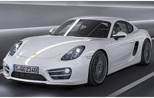 Protecteur de coffre de voiture réversible Porsche Cayman 981C (2013 - 2016)