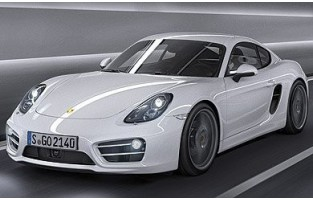 Tapis de voiture exclusive Porsche Cayman 981C (2013 - 2016)