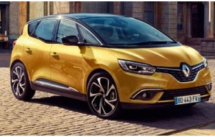 Protecteur de coffre de voiture réversible Renault Scenic (2016 - actualité)