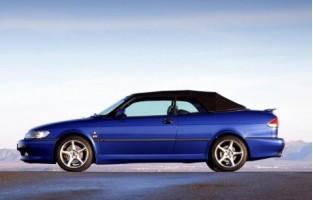 Protecteur de coffre de voiture réversible Saab 9-3 Cabrio (1998 - 2003)