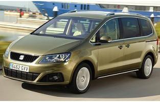 Protecteur de coffre de voiture réversible Seat Alhambra 5 sièges (2010 - actualité)