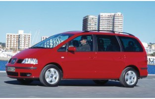 Protecteur de coffre de voiture réversible Seat Alhambra (1996 - 2010)