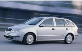 Protecteur de coffre de voiture réversible Skoda Fabia Combi (2000 - 2007)