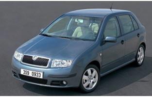 Protecteur de coffre de voiture réversible Skoda Fabia 3 ou 5 portes (2000 - 2007)