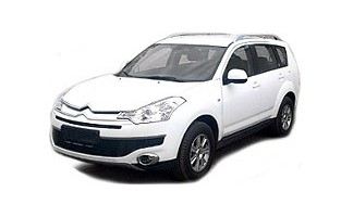 Tapis Citroen C-Crosser Excellence
