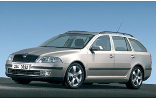 Protecteur de coffre de voiture réversible Skoda Octavia Combi (2004 - 2008)